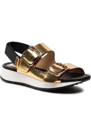LORIBLU Sandales - 1E XMI110 00 Vitello Specchio Gold