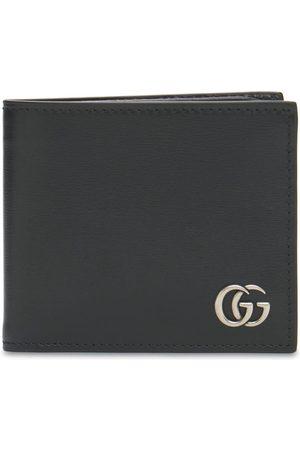 """Gucci Portefeuille En Cuir """"gg Marmont"""""""