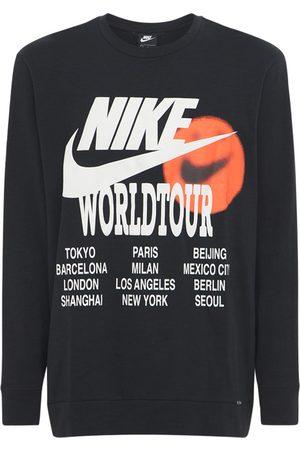 """NIKE Homme T-shirts - T-shirt Imprimé """"world Tour"""""""