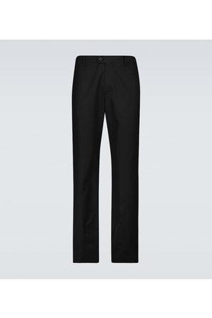 A-cold-wall* Pantalon slim en nylon taffeta et coton