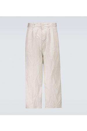 Comme des Garçons Pantalon ample en coton