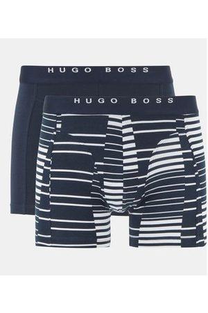 HUGO BOSS Lot de 2 boxers longs siglés