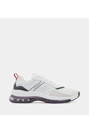 Tommy Hilfiger Baskets basses Air Runner Mix polyester recyclé