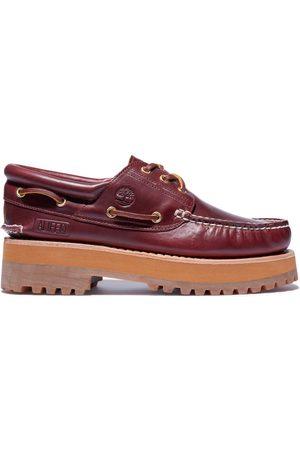 Timberland Chaussure Bateau Alife X ® Pour Homme En Bordeaux Bordeaux