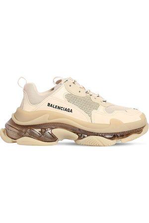 "Balenciaga Sneakers En Mesh ""triple S Clear Soul"" 60 Mm"