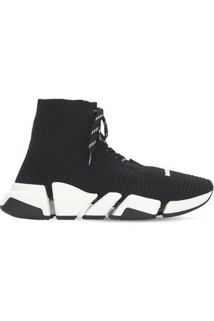"Balenciaga Sneakers En Maille ""speed 2,0"" 30 Mm"