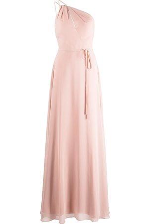 Marchesa Notte Femme Robes de soirée - Pescara one-shoulder bridesmaid gown