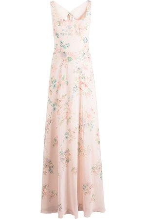 Marchesa Notte Femme Robes de soirée - Robe Sorrento à fleurs