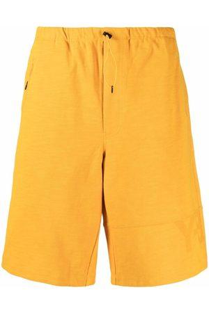 Y-3 Homme Bermudas - Drawstring track shorts