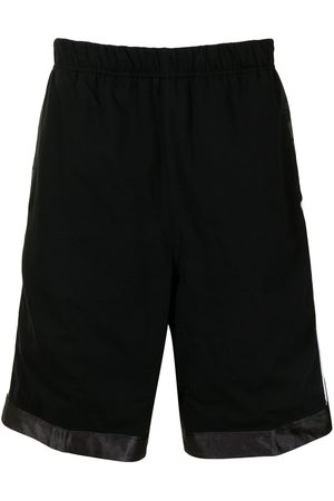 AAPE BY A BATHING APE Homme Shorts - Side-logo reversible track shorts