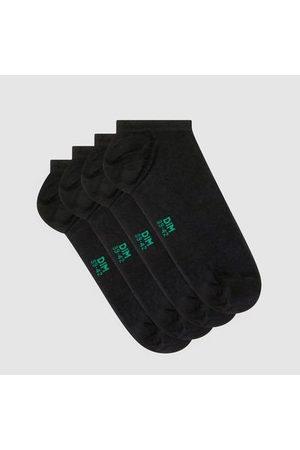 Dim Lot de 2 paires de socquettes courtes green bio
