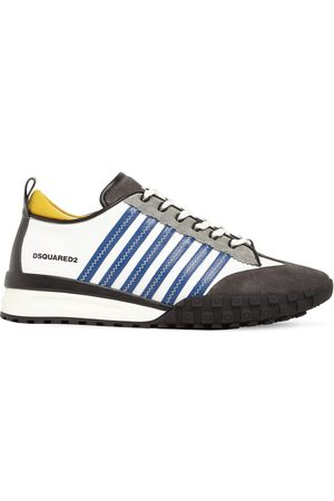 "Dsquared2 Homme Baskets - Sneakers Basses En Cuir ""legend 551 Mix"""