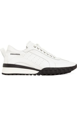"Dsquared2 Homme Baskets - Sneakers Basses En Cuir ""legend 551"""