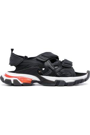 Balenciaga Homme Sandales - Track panelled sandals