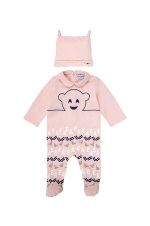 Emporio Armani Fille Chemises de nuit & Nuisettes - Pyjamas / Chemises de nuit 6HHV08-4J3IZ-0355