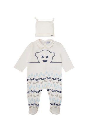 Emporio Armani Pyjamas / Chemises de nuit 6HHV08-4J3IZ-0101