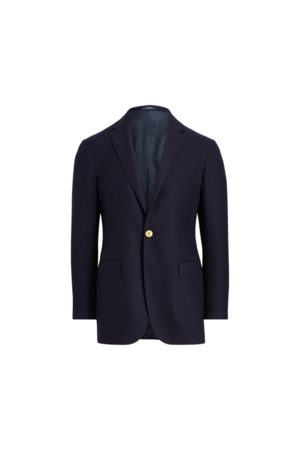 Polo Ralph Lauren Blazer Polo en laine chamoisée