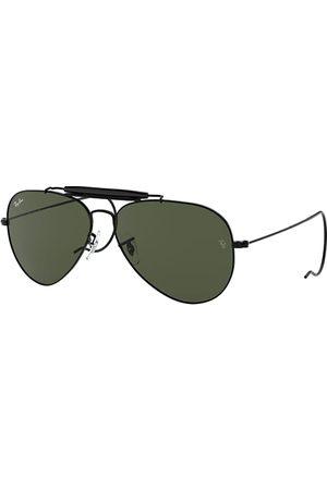 Ray-Ban Outdoorsman en , Lenses Vert - RB3030