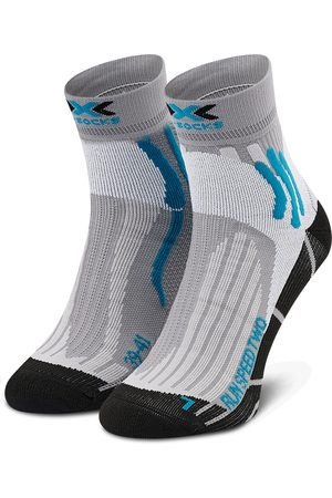 X Socks Chaussettes hautes homme - Run Speed Two XSRS16S19U G004