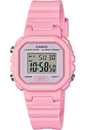 Casio Montre - Sport LA-20WH-4A1EF Pink/Pink