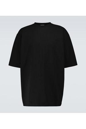 Balenciaga Homme Manches courtes - T-shirt Hotel en coton