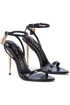 Tom Ford Femme Sandales - Sandales en cuir