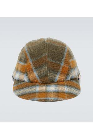 Marni Homme Chapeaux - Chapeau en laine à carreaux