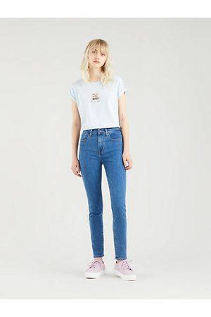Levi's 721™ High Rise Skinny Jeans Indigo foncé / Bogota Heart