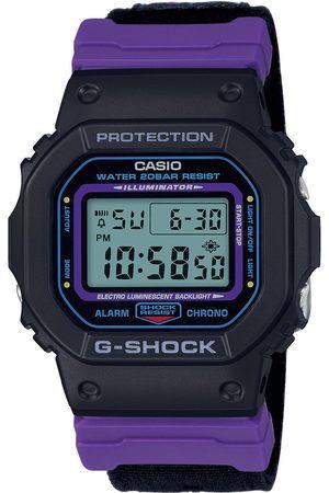 G-Shock Montre - DW-5600THS-1ER Black/ /Blue
