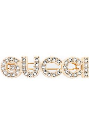 Gucci Accessoires cheveux - Barrette « » en cristaux