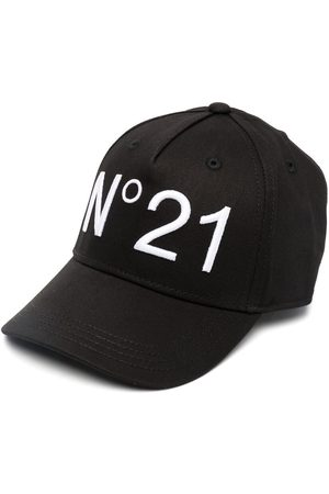 Nº21 Casquette à logo imprimé