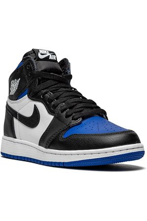 Jordan Kids Baskets montantes Air Jordan 1 Retro OG GS
