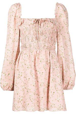 Reformation Femme Robes - Robe Morris à fronces