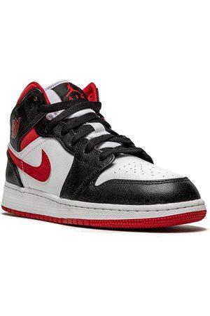 Jordan Kids Garçon Baskets - Baskets mi-montantes Air Jordan 1 (GS)