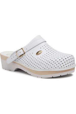 Scholl Mules / sandales de bain - M20078 CLOG 1065 White