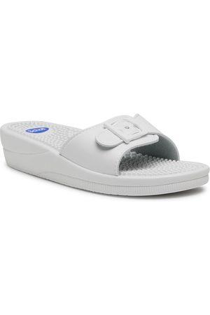 Scholl Mules / sandales de bain - New Message 1065 F20054 White