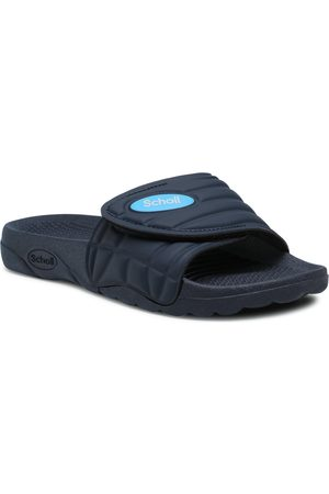 Scholl Femme Mules & Sabots - Mules / sandales de bain - F24354 Nautilius 0040 Cobalt Blue