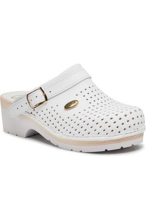 Scholl Mules / sandales de bain - F20176 Clog 1065 White