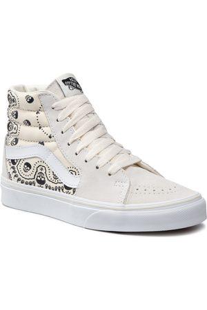 Vans Sneakers - Sk8-Hi VN0A32QG42S1M (Bandana) Classic Wht/Blk