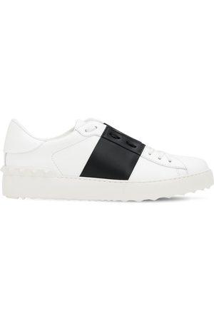 VALENTINO GARAVANI Sneakers En Cuir 20 Mm