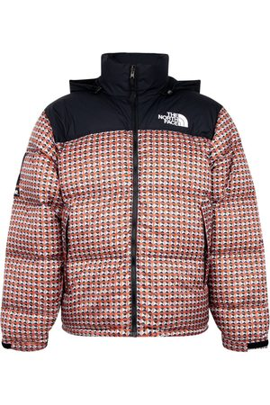 Supreme Vestes - X The North Face studded jacket