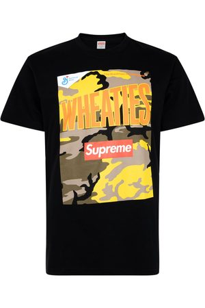 Supreme Wheaties Box Logo T-shirt