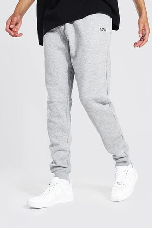 Boohooman Homme Joggings - Tall Recycled MAN Dash Skinny Fit Jogger Homme