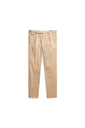Polo Ralph Lauren Homme Pantalons Slim & Skinny - Pantalon slim stretch fuselé à pinces