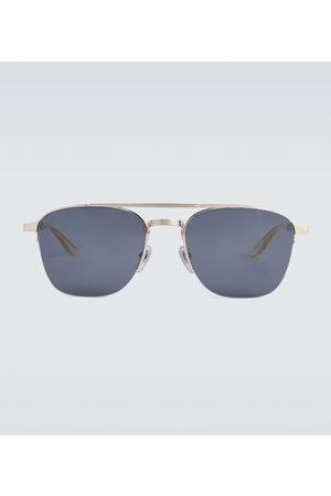 Gucci Lunettes de soleil en métal