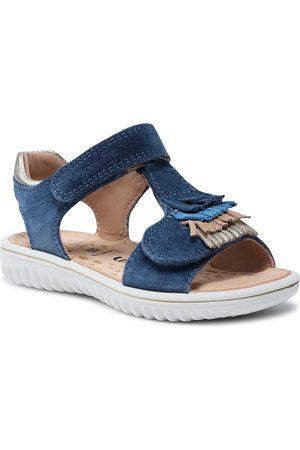 Superfit Fille Sandales - Sandales - 1-009007-8000 S Blau
