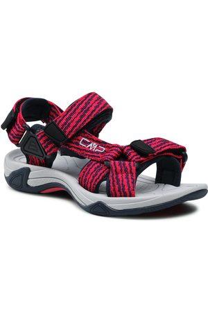 CMP Sandales - Kids Hamal Hiking Sandal 38Q9954 Fragola/Antracite 32CG