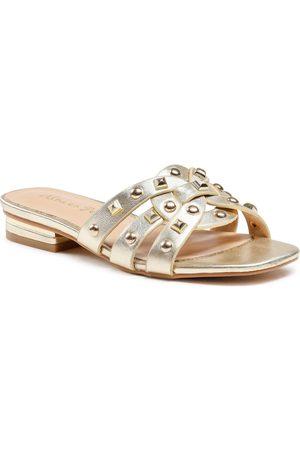 Alma en Pena Mules / sandales de bain - V21314 Napa Gold