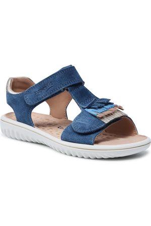 Superfit Sandales - 1-009007-8000 D Blau