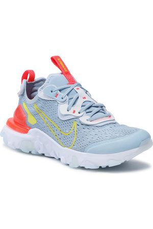 Nike Chaussures - React Vision (GS) CD6888 404 Lt Armory Blue/High Voltage